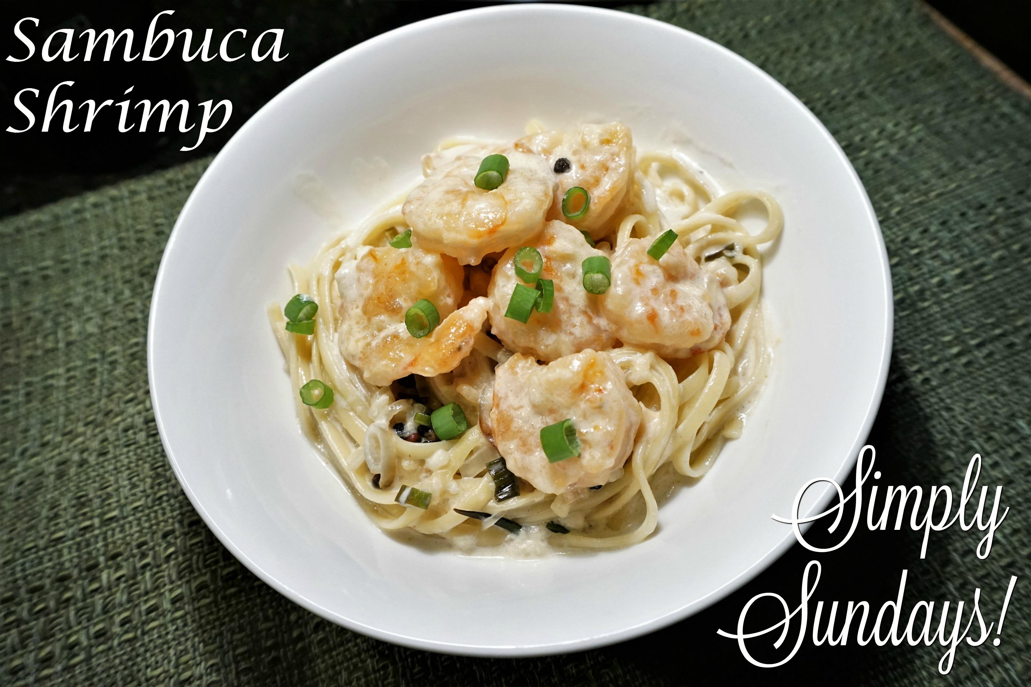 Sambuca shrimp simply sundays forumfinder Images