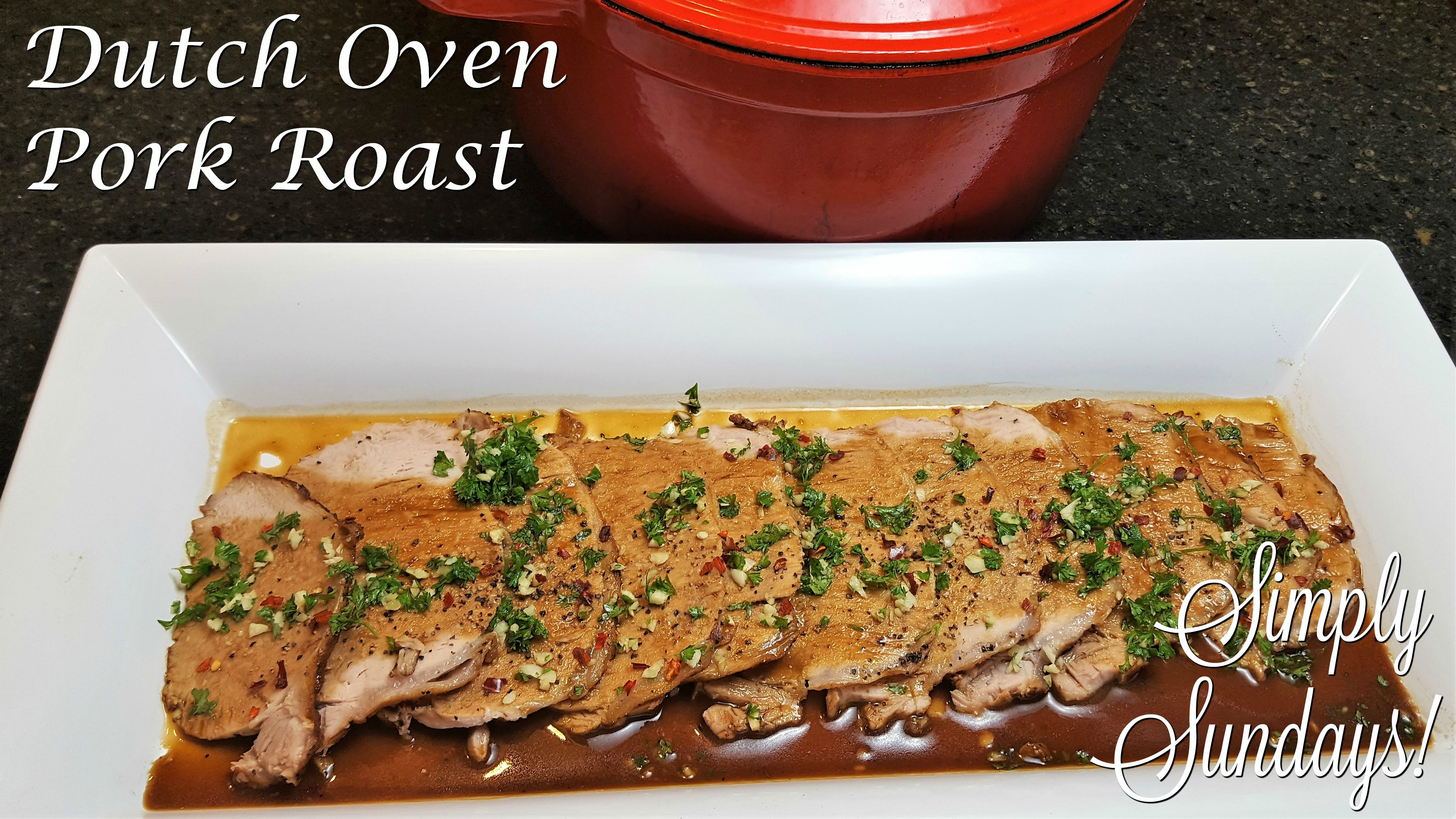 Pork loin in the oven - royal recipe 73
